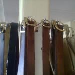 Belts under construction