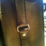 Shoulder bag (strap detail)